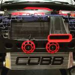 Velossa Tech Big Mouth Ford Focus St250 Cm Car Tuning More
