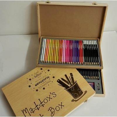 Personalised Art Box