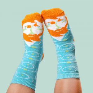Chatty Feet