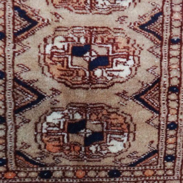 Tapis de Prière Pakistan fait main 100% laine
