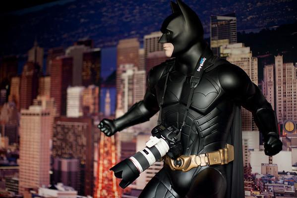 Batman's camera