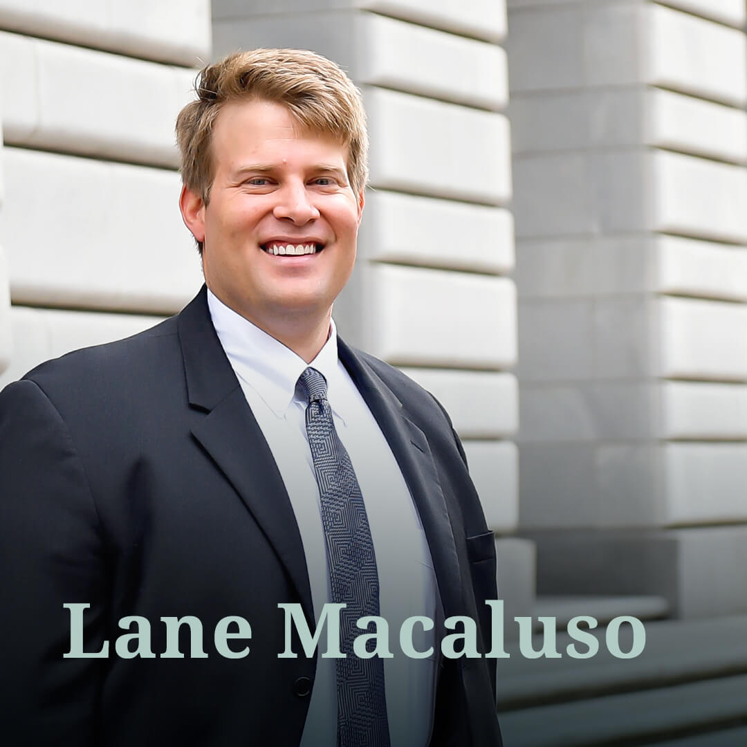 Lane Macaluso | Metairie Family Law Attorney | Creighton Macaluso