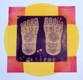 Buddhas Feet II