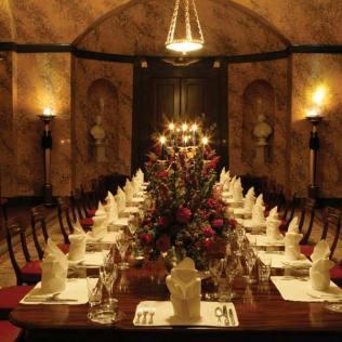 Banquet Venue, Egyptian Dining Room, Goodwood House, Prestigious Venues