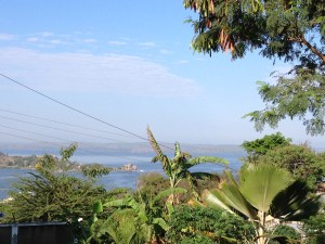 Balcony Lake Victoria