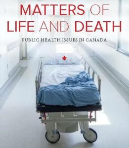 Picture of the book cover Matters of Life and Death