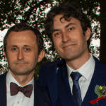 Picture of Martin Kaminski and Peter Kaminski