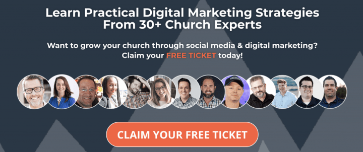 that church summit invite