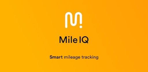 Mile IQ logo smart mileage tracking