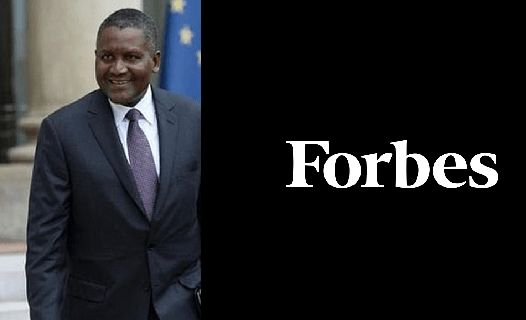 Consecutively, For The 9th Time, Dangote Remains The Richest Man In Africa (Full List)