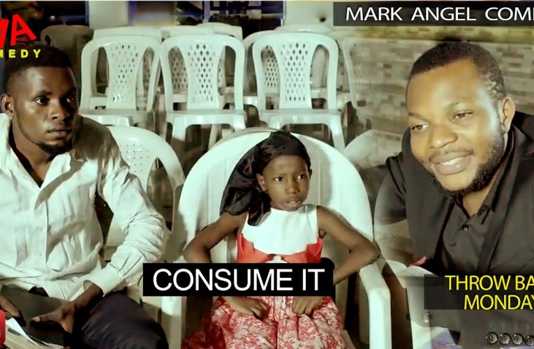 Comedy Video: CONSUME IT (Mark Angel Comedy)
