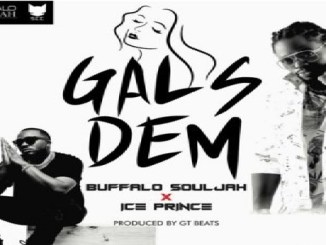 Buffalo Souljah Ft. Ice Prince – Gals Dem|| Mp3 Download