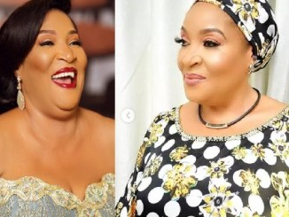 Check Out Veteran Actress, Ngozi Nwosu Birthday Shoots As She Celebrates Her Birthday Today