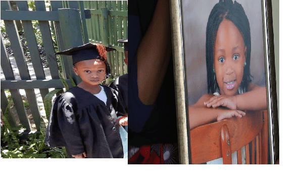 Horror: South African Child, Age 6 Raped And Stabbed To Death