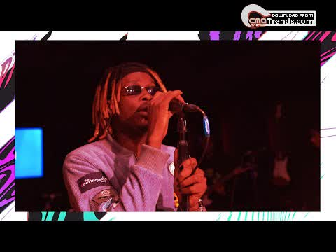 Fireboy DML - Scatter (Live Set) | FIFA 21 World Premiere