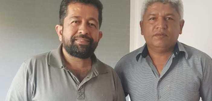 Presidente da câmara de Brasil Novo se reúne com Coordenador Regional de Governo do Oeste do Pará Henderson Pinto