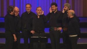Tavagna, le chœur des hommes