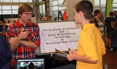 8th grade career fair 2015-46
