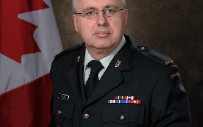 RETIREMENT – CWO J.C. MICHEL BOISLARD, CD – 00381-05 (COMM RSCH 291)
