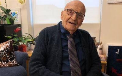 Deux anciens combattants de l'Ontario célèbrent le 107e anniversaire partagé