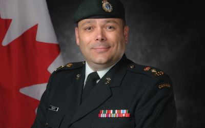 RETIREMENT – LCOL MARTYN TURCOTTE, CD – 00341 SIGS