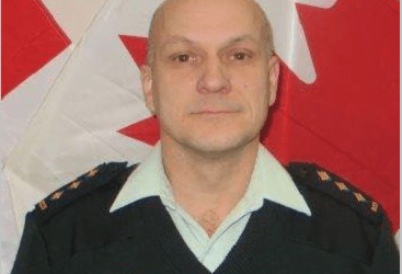 RETIREMENT – MAJ DONALD CHRETIEN, CD – 00341-01 SIGS