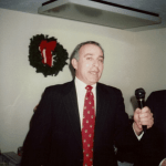 Chief Michael J. Ryder Christmas 1993