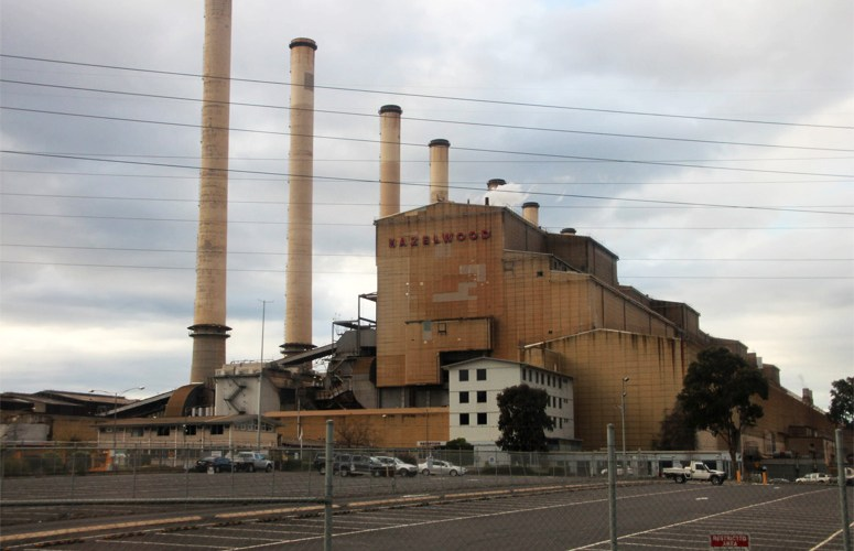 Hazelwood coal power station