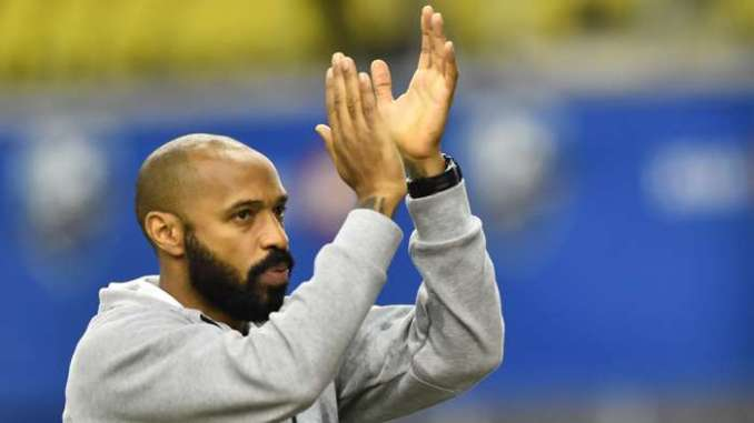 Thierry Henry Montreal 2020
