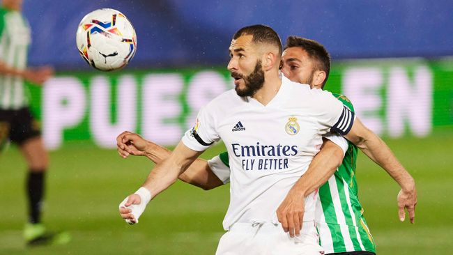 Karim Benzema has been in sublime goalscoring form for Real Madrid