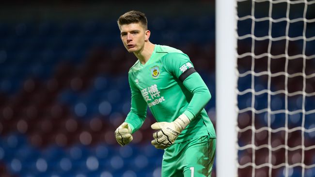 Nick Pope will need to be on top form when he returns from injury for Burnley at Manchester United