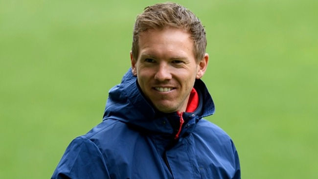 Julian Nagelsmann is to become the new head coach of Bayern Munich