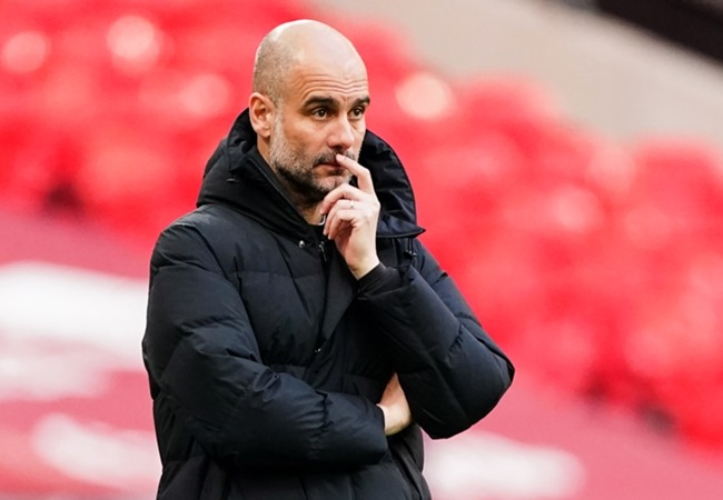 Pep Guardiola is unhappy with the new Champions League format