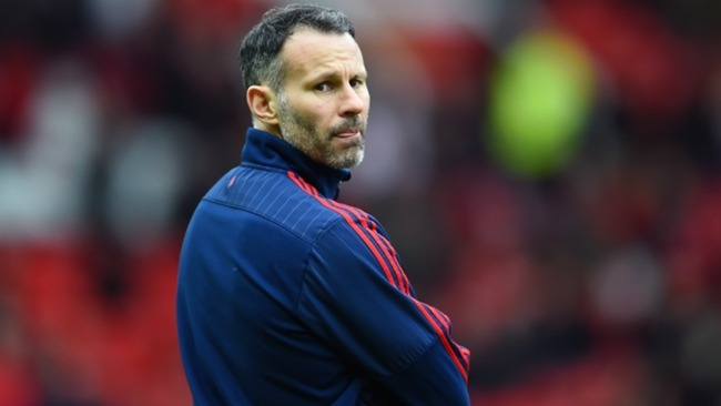 Former Manchester United assistant Ryan Giggs