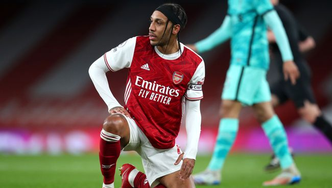 Pierre-Emerick Aubameyang will need to fire if Arsenal are to make the Europa League semi-finals