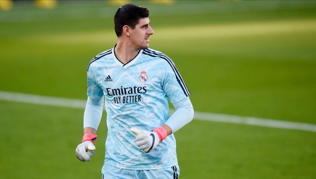 Thibaut Courtois is the focus of our Real Madrid vs Chelsea match preview