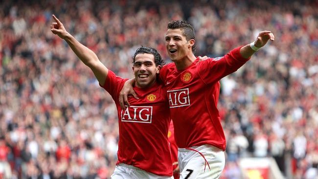 Carlos Tevez revealed Cristiano's Ronaldo's work-rate meant he was at Manchester United's training ground by 7.30am
