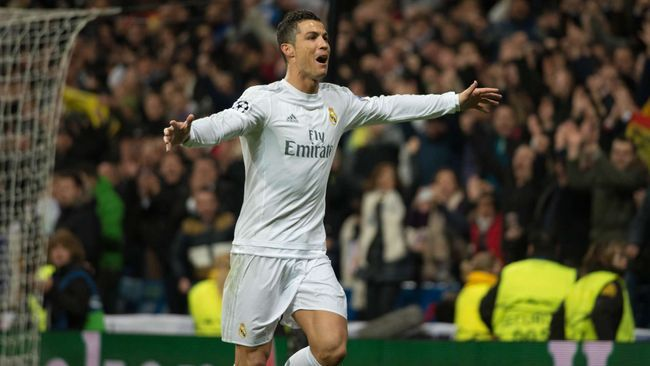 Ronaldo's displays in LaLiga and the Champions League were typically outstanding
