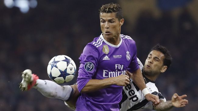 Cristiano Ronaldo scored twice as Real Madrid beat Juventus 4-1 in the 2017 Champions League final