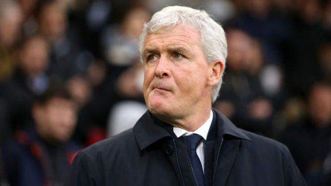 Could we see Mark Hughes back on the touchline in the near future?