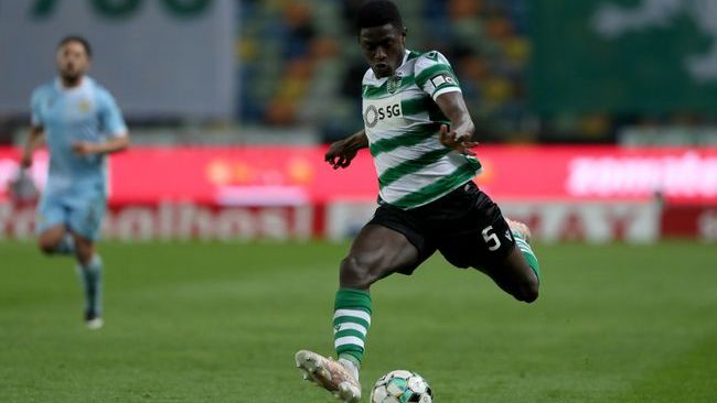 Manchester United may splash £52million on Sporting teenager Nuno Mendes
