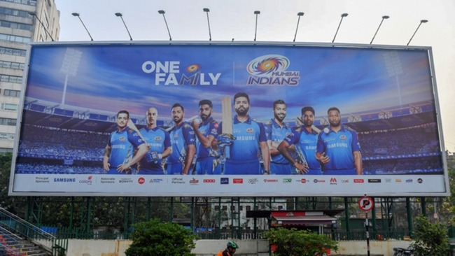 The Indian Premier League has been suspended indefinitely