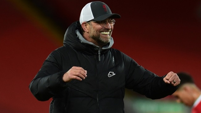 Jurgen Klopp will not be reading anything into Liverpool's 7-0 win at Cystal Palace in December.