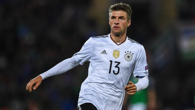 Thomas Muller is back in the Germany squad for Euro 2020