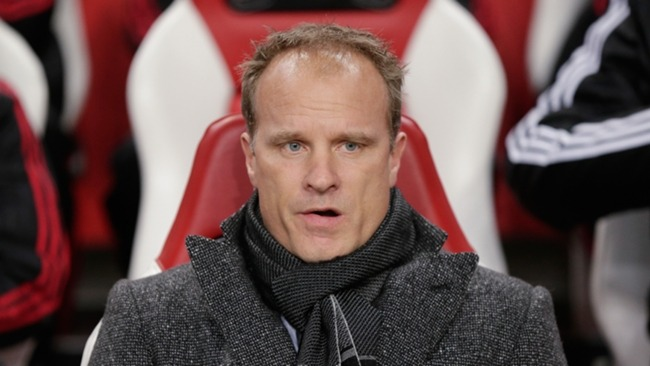 Dennis Bergkamp is helping with Daniel Ek's attempted takeover of Arsenal