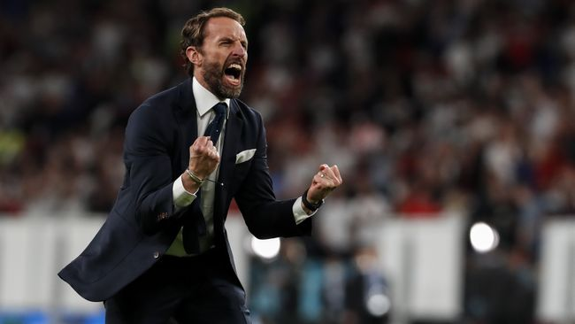 Gareth Southgate will be looking to mastermind England's first ever European Championship triumph