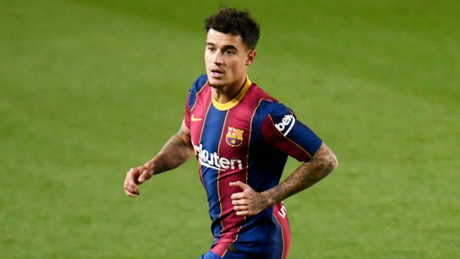 Finding a buyer for Philippe Coutinho would go some way towards alleviating Barcelona's financial struggles