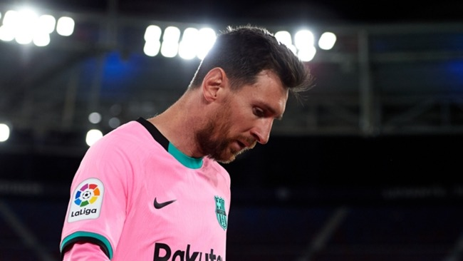 Lionel Messi is bringing an end to his 21-year association with Barcelona