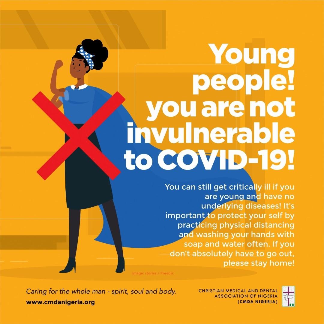 CMDA Nigeria COVID-19 ICC Response