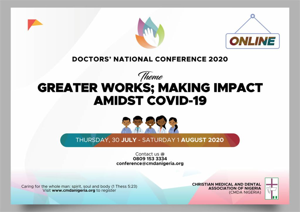 CMDA Doctors national conference 2020